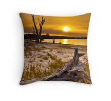 Yangebup Lake Throw Pillow