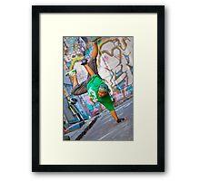 Ho Framed Print