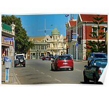 Walking Fremantle Streets 2. Poster