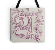 Twenty One Tote Bag