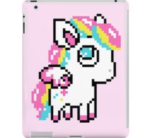 Pegasus - pixel art iPad Case/Skin