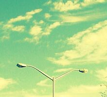 I love lamp posts by ShellyKay