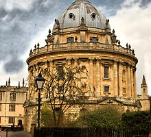 The Radcliffe Camera, Oxford by Karen Martin IPA