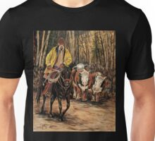 Living The Dream #4, Rounding Up The Stray Ladies  Unisex T-Shirt