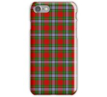 Caledonian Tartan iPhone Case/Skin
