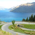 Transversely Tranquil - Lake Wakatipu by Majic