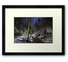 Nightland #1 Framed Print