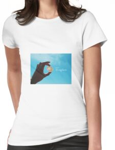 Beach Life Womens Fitted T-Shirt