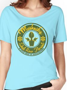 Mushnik's Skid Row Florist Women's Relaxed Fit T-Shirt