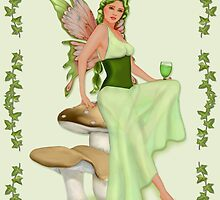 Absinthe - The Green Fairy by SpiceTree