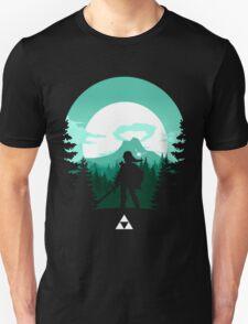 The Legend of Zelda (Green) Unisex T-Shirt
