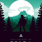 The Legend of Zelda (Green) by kables