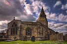 All Saint Church Misterton by Ray Clarke
