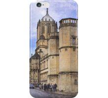 Street in Oxford  iPhone Case/Skin