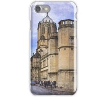 Street in Oxford  iPhone Case/Skin