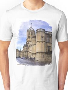 Street in Oxford  Unisex T-Shirt
