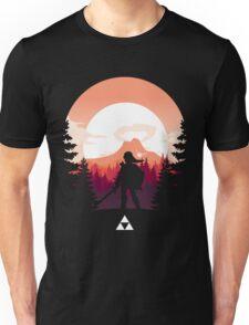 The Legend of Zelda (Orange) Unisex T-Shirt