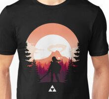 The Legend of Zelda (Orange) Unisex T-Shirt