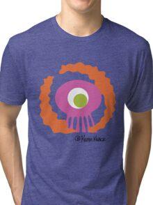 Eyeball Landing Gear Tri-blend T-Shirt