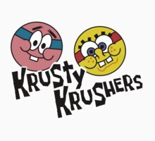 The Krusty Krushers! Kids Clothes