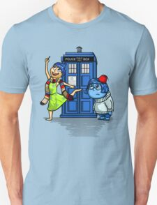 Emotions in a Blue Box T-Shirt