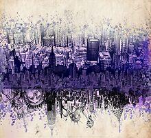 New York 5 by BekimART