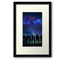 Girls Generation Party Framed Print