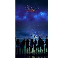 Girls Generation Party Photographic Print