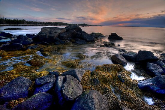 Nova Scotian Sunrise by Sue  Cullumber