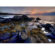 Nova Scotian Sunrise Photographic Print