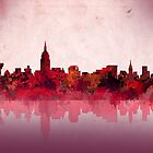 new york city skyline 4 by BekimART