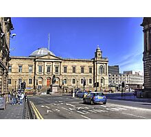 General Register House Photographic Print