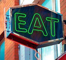 EAT by Phil  Crean