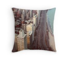 Tiny Cars #2 Throw Pillow