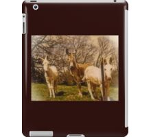 """""""Three of the Finest Set to Run the Redneck Kentucky Derby""""... prints and products iPad Case/Skin"""