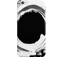 Black Magic 310 Inverted by Sharon Cummings iPhone Case/Skin