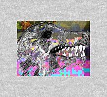 Glitch Boar, scary teeth Unisex T-Shirt