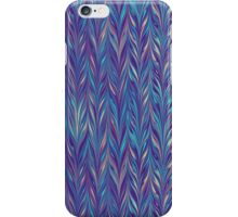 Peacock Bevels iPhone Case/Skin