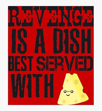 Revenge Photographic Print