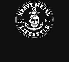 Heavy Metal Lifestyle-Nova Scotia Unisex T-Shirt