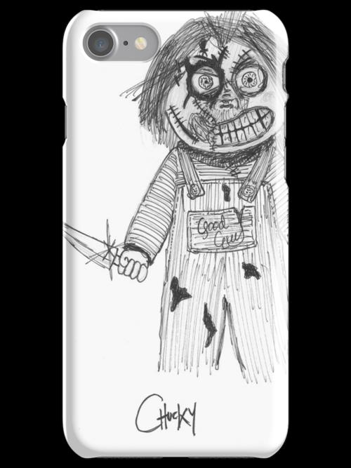 Chucky - Movie Serial Killers by Lee Jones