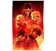 BigBang Bang Bang Bang Poster Poster