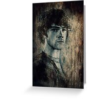 Sam Winchester Greeting Card