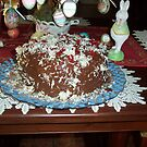 Hercules, My Easter Torte by Mary Sedici