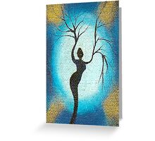 Tree 50 Greeting Card