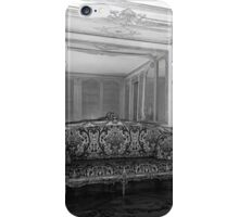 BW France palace versailles Mme du Barry's room 1970s iPhone Case/Skin