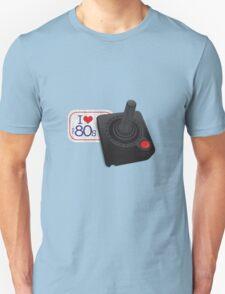 I love the 80's - Atari T-Shirt