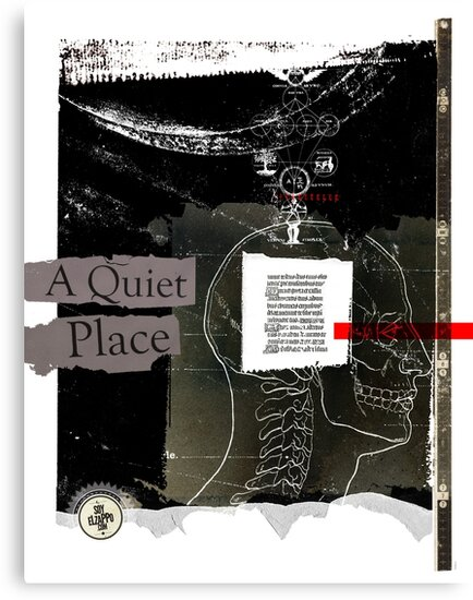 It's a quiet place by soyelzappo