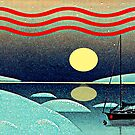 Arctic Graphic by Dick  Iacovello