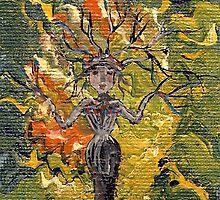 Tree 61 by Nata (ArtistaDonna) Romeo